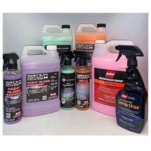 Spray Waxes • Glazes
